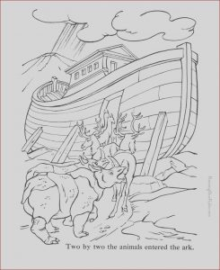 Bible Coloring Pages Free Beautiful Stock Free Bible Coloring Pages to Print Noah