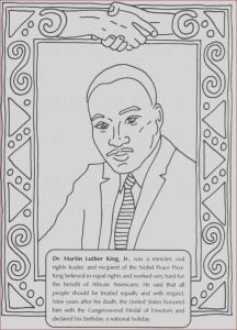 Civil Rights Coloring Pages Best Of Photography Free Printable Martin Luther King Jr Day Mlk Day
