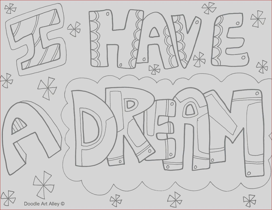 25 best picture of mlk coloring pages