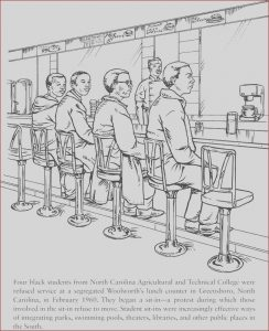 Civil Rights Coloring Pages New Collection History Of the Civil Rights Movement Coloring Book Dover