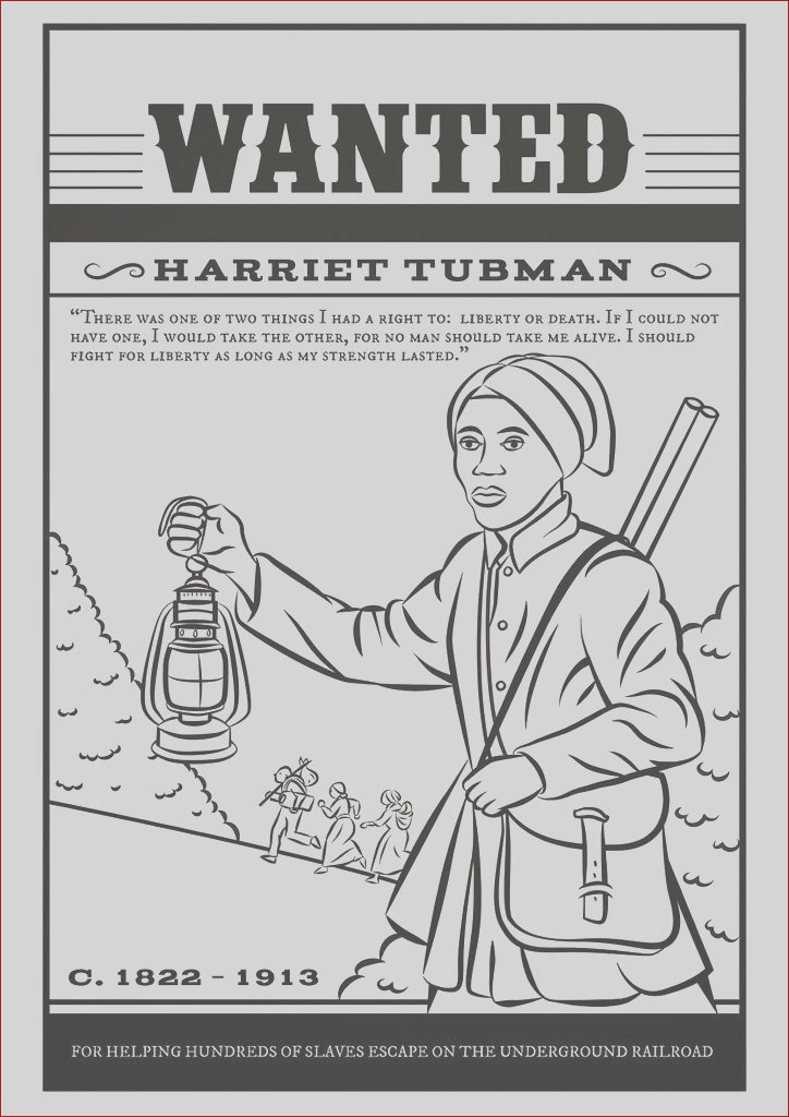 famous women coloring pages womens history month