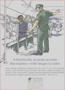 Civil Rights Coloring Pages New Photos History Of the Civil Rights Movement Coloring Book Dover