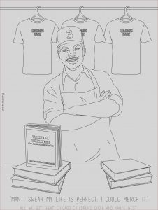 Coloring Book Download Chance the Rapper Beautiful Photography Here S Very Literally A Chance the Rapper Coloring Book