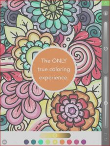 Coloring Book for Ipad Pro Beautiful Stock Pigment – Coloring On An Ipad – Ipad Notebook