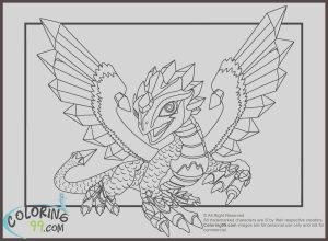 Coloring Book Of Dragons Beautiful Photography Skylanders Dragons Coloring Pages