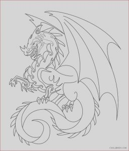 Coloring Book Of Dragons Best Of Collection Printable Dragon Coloring Pages for Kids