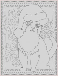 Coloring Book Of the Month Club Beautiful Image Dec 8 Christmas Coloring Pages for Kids