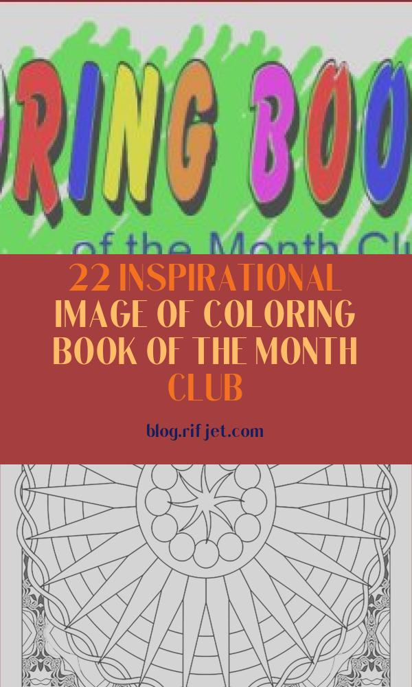Coloring Book Of the Month Club Elegant Stock Coloring Book Of the Month Club Home