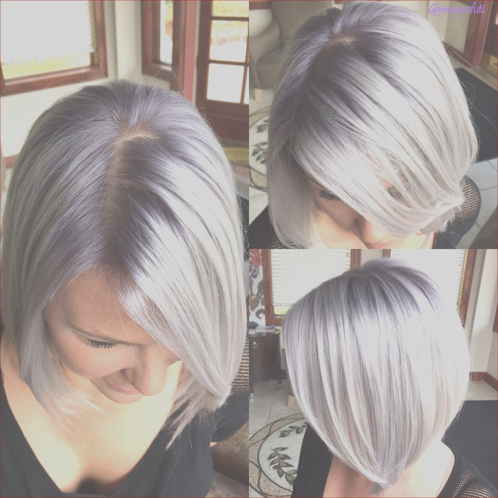 how to platinum pink shadow root to