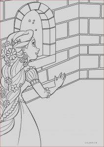 Coloring Images Online New Photography Free Printable Tangled Coloring Pages for Kids