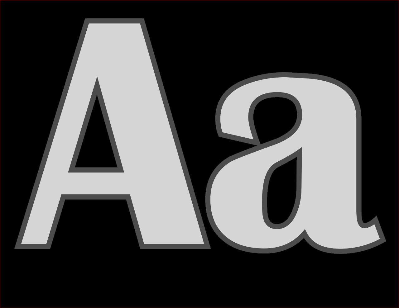 File Classic alphabet a at coloring pages for kids boys dot g