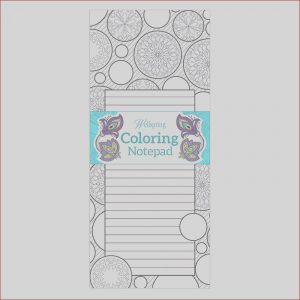 Coloring Notepad Beautiful Gallery Coloring Notepad Franklinplanner