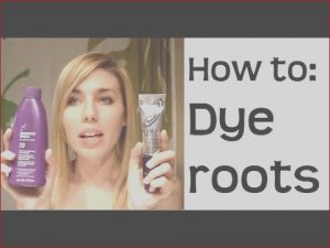 Coloring Roots Inspirational Gallery How to touch Up Your Roots & Color Your Hair at Home