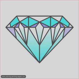 Diamond Coloring Page Beautiful Photography Coloring Pages Various Free S