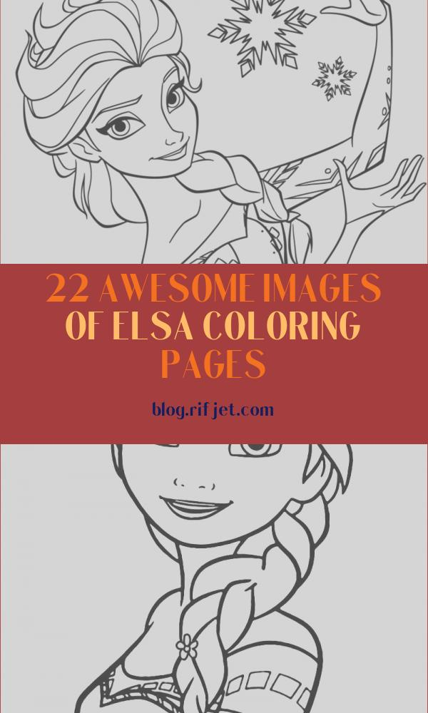 Elsa Coloring Pages Best Of Photography Free Printable Elsa Coloring Pages for Kids Best