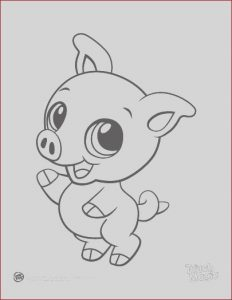 Free Baby Animal Coloring Pages Beautiful Photos Leapfrog Printable Baby Animal Coloring Pages Pig