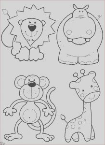 Free Baby Animal Coloring Pages New Stock Coloring Lab