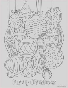 Free Christmas Adult Coloring Pages Luxury Photos Free Christmas ornament Coloring Page Tgif This
