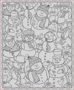Free Christmas Adult Coloring Pages Unique Photos 21 Christmas Printable Coloring Pages