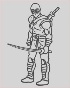 Free Ninja Coloring Pages Awesome Image Ninja Coloring Pages