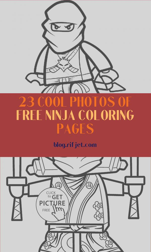 Free Ninja Coloring Pages Cool Photos Print & Download the attractive Ninja Coloring Pages for