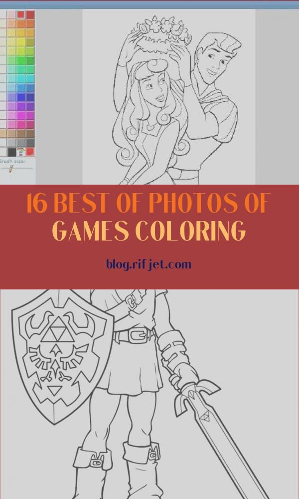 Games Coloring Cool Photos Sleeping Beauty Coloring Pages for Kids Sleeping Beauty