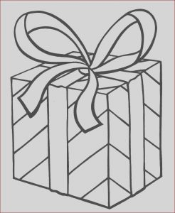 Gifts Coloring Pages Beautiful Stock Presents Coloring Pages