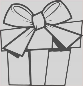 Gifts Coloring Pages New Photography Christmas Gift Art Coloring Page