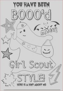 Girl Scout Coloring Awesome Image 1000 Images About Girl Scout On Pinterest