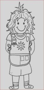 Girl Scout Coloring Beautiful Image Blue Girl Scout Daisy Petal Coloring Page Sketch Coloring Page