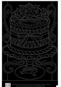 How to Make A Coloring Book for Adults Inspirational Photography Free Printable Adult Coloring Pages Wedding Cake