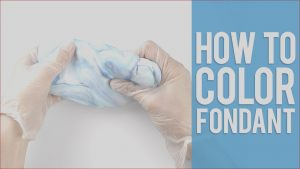How to Make Gray Food Coloring Luxury Collection Learn How to Color Fondant 2 Easy Ways
