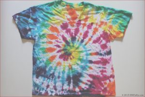 How to Make Tie Dye with Food Coloring Inspirational Collection Step by Step How to Make Tie Dyed T Shirt How south
