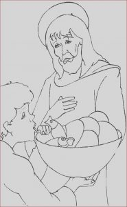 Jesus Coloring Pages for Kids Awesome Photography Jesus with Little Children Coloring Page Coloring Home