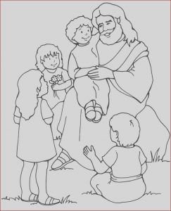 Jesus Coloring Pages for Kids Best Of Photos God Jesus Coloring Pages Free