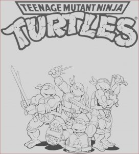 Ninja Turtle Free Coloring Pages Awesome Photos Tmnt Coloring Pages
