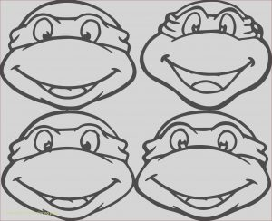 Ninja Turtle Free Coloring Pages New Gallery Tmnt Face Coloring Pages Download