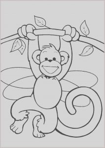 Online Coloring Kids Beautiful Photos Monkeys to for Free Monkeys Kids Coloring Pages