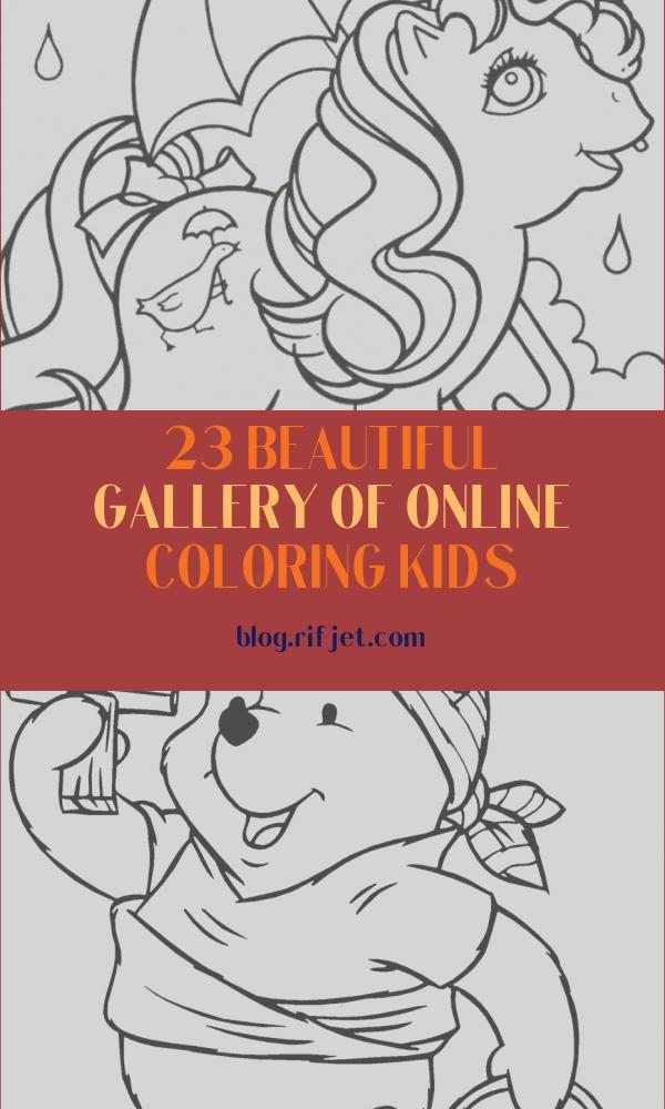 Online Coloring Kids Best Of Photos Free Printable Coloring Pages for Kids Ly Coloring Pages
