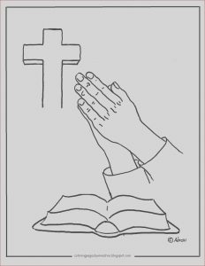 Praying Hands Coloring Page Inspirational Photos Coloring Pages for Kids by Mr Adron Free Printable