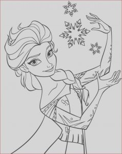 Printable Coloring Sheets for Kids Beautiful Photography Elsa Coloring Pages