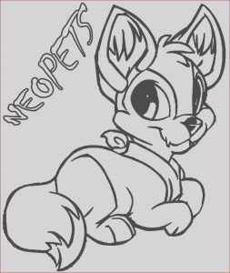 Printable Coloring Sheets for Kids Luxury Photos Printable Neopets Coloring Pages for Kids