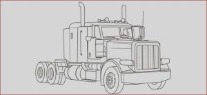 Semi Truck Coloring Pages Awesome Gallery 14 Printable Pictures Of Semi Truck Free Page Print