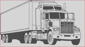 Semi Truck Coloring Pages Awesome Gallery Amazing Semi Truck Coloring Page Netart