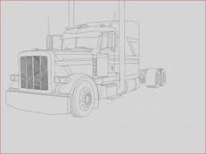 Semi Truck Coloring Pages Best Of Image Peterbilt Coloring Pages
