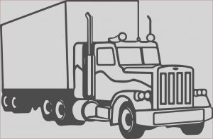 Semi Truck Coloring Pages Elegant Image Semi Truck Coloring Page