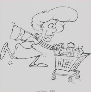 Shopping Coloring Pages Unique Photos Shopping Bag Coloring Page at Getcolorings