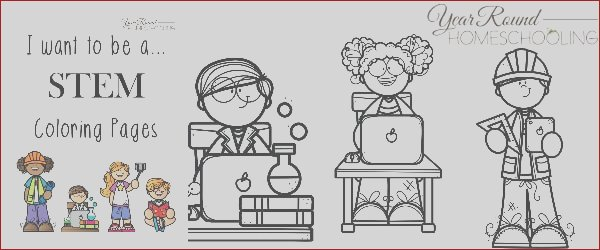 stem coloring pages