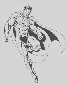 """Super Hero Coloring Awesome Photos Free Printable Superman """" Super Hero """" Flying Coloring Pages"""