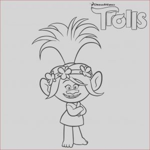 Trolls Movie Free Coloring Pages Awesome Gallery Trolls Movie Coloring Pages Best Coloring Pages for Kids